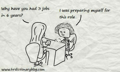 job hopping comic