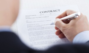 contract employment